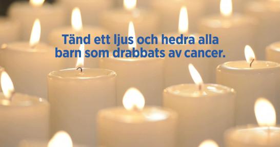 barncancerdagen