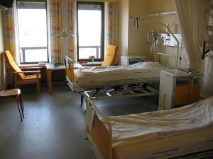 sjukhusrum-när kroppen minns