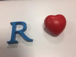 R love